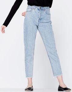 Mom fit jeans - Jeans - Kleding - Dames - PULL&BEAR Netherlands