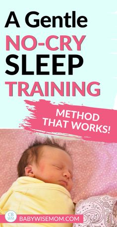 A Gentle No Cry Sleep Training Method That Works! Sleep training baby doesn't have to be hard. This method works really well for newborns and young babies. How to sleep train a baby without crying. This is a gentle baby sleep training method to get baby sleeping independently. No-cry sleep training method. No Cry Sleep Training, Sleep Training Methods, Help Baby Sleep, Toddler Sleep, Newborn Baby Tips, Newborn Care, Baby Sleep Schedule, Gentle Baby, Baby Skin Care
