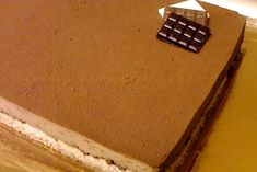 Craquant au chocolat mousseux My Favorite Food, Favorite Recipes, My Favorite Things, Layered Deserts, Pastry Recipes, Nom Nom, Recipies, Sweet Treats, Yummy Food