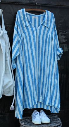 Linen Dress MegbyDesign More
