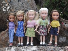 Tree Change Dolls® are the creation of Tasmanian artist Sonia Singh. Sonia recycles, repairs and...