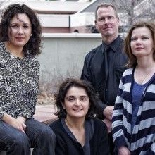 Denver Post Names Colorado's 5 Best Chamber Music Groups-Veronika Quartet is one.