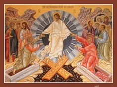 Paschal Vespers... Divine Office, Liturgy of the Word, this is the prayer of the Universal Church. We like to chant ours!