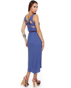 Midi dress from Lulu's ahhhh I'm dying- I want so bad