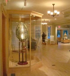 Museum at the North Point Lighthouse.
