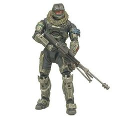 Halo Reach McFarlane Toys Series 3 Action Figure Jun Noble 3 by McFarlane Toys. $33.06. Halo Reach Jun Action Figure. master chief. xbox halo. Noble 3, Spartan266 is Noble Teams chatty, but rocksolid sniper. This figure captures every detail of Juns custom armor loadout, from Scout helmet to Sniper shoulder to Tactical/Recon chest with camouflage hood. Figure comes with Sniper Rifle and Frag Grenade. Delve into epic action with the Halo Reach Series 3 Jun Action ...