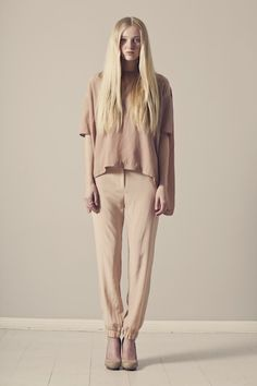 #neutral #minimal; and I love 'blush'.