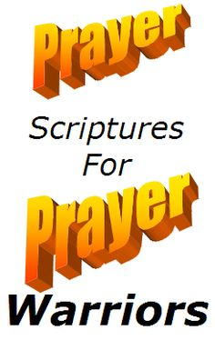 pray for each person or group on your list.Use scripture prayers in addition to, not instead of your personal prayers to God. Include praise and thanks in all your prayers. While praying scriptural prayers mention specific people, events or groups. Use your name or see a loved one in these scriptural prayers. Pray for your church, prayer group, pastor, study group, family and friends with each of these prayers. Find others to pray with you and for you.listen to God
