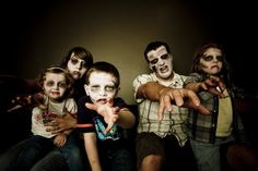 Since the boys are obsessed with zombies.....
