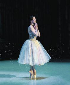 The Australian Ballet Cinderella - Fairytale Beauty Amber Scott in Cinderella. Photography Lynette Wills. www.thewonderfulworldofdance.com