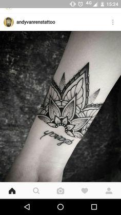 (Name not mine) Dot Work Tattoo, Mandala Tattoo, Black Tattoos, Blackwork, Dots, Ink, Ornaments, Prints, Inspiration