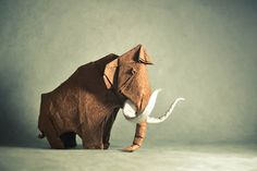 Some amazing examples of what you can do with paper, Origami style.