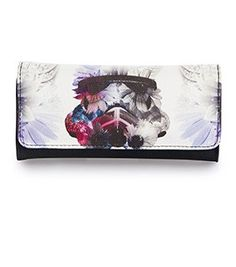 Loungefly x Star Wars Floral Stormtrooper Wallet