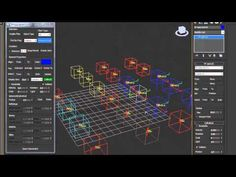 Thinking Particles 4 - SC 04 - Auto Joint System 1 - YouTube