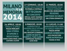 "#performance ""Milano e la Memoria""  https://www.facebook.com/milanoelamemoria"