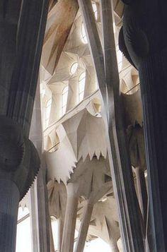 Sagrada Familia by Machine Made, via Flickr, Sagrada Family Temple, Barcelona, Spain