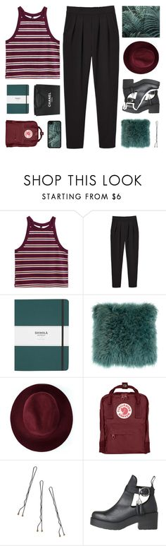 """""""Say what you mean , Tell me I'm right , And let the sun rain down on m"""" by vellichor ❤ liked on Polyvore featuring Monki, Chanel, Shinola, Redopin, Fjällräven and Conair"""
