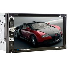 Luxury Car Worlds 7 Touchscreen Bluetooth Car Stereo DVD/CD/MP3 Player Double 2Din In Dash USB SD