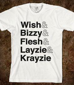Bone Thugs-N-Harmony &&&& shirt
