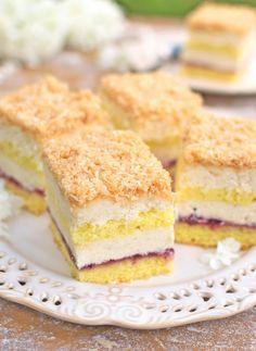 Ciasto Łabędzi Puch Puch Recipe, Trifle, Cornbread, Vanilla Cake, Cooking Recipes, Ethnic Recipes, Lego, Food, Backen