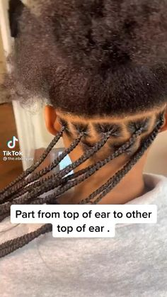 Braids Hairstyles Pictures, Braided Ponytail Hairstyles, Braided Hairstyles Tutorials, African Braids Hairstyles, Corn Roll Hair Styles, Hair Twist Styles, Protective Hairstyles For Natural Hair, Natural Hair Styles, Short Bleached Hair