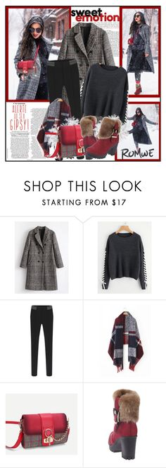 """""""Romwe 1/10"""" by sanela1209 ❤ liked on Polyvore featuring Gipsy"""