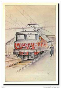 Delcampe - Online auctions for collectors The Collector, Trains, Auction, Life, Modern, Train