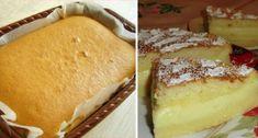 Бесподобное пирожное с нежной кремовой начинкой!
