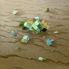 "Nicole Gustafsson ""Debris"""