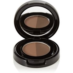 Anastasia Beverly Hills Brow Powder Duo - Dark Brown ($25) ❤ liked on Polyvore featuring beauty products, makeup, eye makeup, cosmetics, dark brown, anastasia beverly hills cosmetics, eyebrow cosmetics, anastasia beverly hills makeup, eye brow makeup and anastasia beverly hills