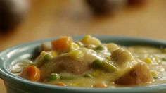 Slow Cooker Chicken Pot Pie Stew Allrecipes.com this was so good. I ...