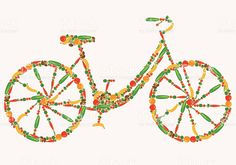 vegan-bicycle-healthy-lifestyle-vector-id490514534 (1024×717)