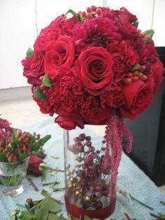 Diy Fourth Of July Flower Arrangement Fl Design 101 Pinterest Strawberry Arrangements And