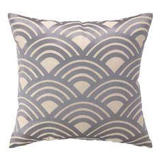Carmel Decor - D.L. Rhein Embroidered Decorative Pillow - 24DL602AC20SQ - #throwpillow #pillow #carmeldecor
