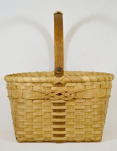 BASKET PATTERN Tessa with Josephine AND Handle Butterfly Knots by Bright Expectations