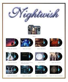 Album Art Icons: Nightwish