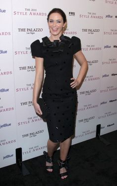 Celeb fashions at the 2010 Hollywood Style Awards