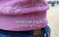 American Eagle is best dressed:)