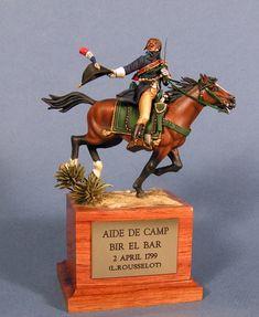 PARVIMILITES - Sito Personale di Mario Venturi Aiutante di Campo francese. Combattimento di Bir-el-Bar, 1799.
