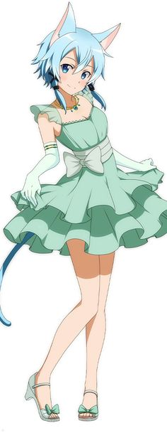 Sword Art Online, Shinon, official art