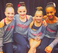 Maddie, Kendall, Mackenzie, Nia