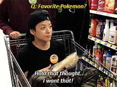 Ranting Monkey | Favourite Pokémon | Amber | gif