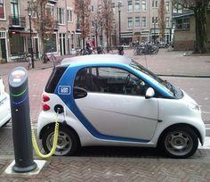 Planeta Sustentável- Veiculo Elétrico