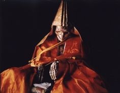 The Extreme Ritual of Self-Mummification Practiced by Buddhist Monks