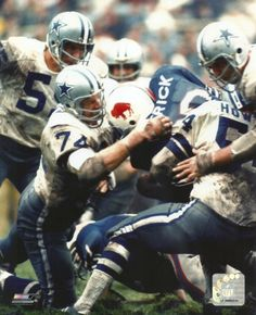 Cowboys smother a Bill