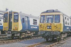 British Rail, Locomotive, Glasgow, Trains, Transportation, Model, Blue, Image