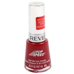 Add a touch of colour with this Revlon Top Speed Nail Polish (Diva). This nail polish features a fast drying formula in a pretty pinkish red colour, great for adding a splash of colour to your look. Have fun this season with this Revlon Top Speed Nail Pol Brown Nail Polish, Brown Nails, Red Nails, Indian Skin Tone, Dark Brown Eyes, Olive Skin, Revlon, Color Splash, Health Tips