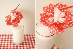pretty straw flower