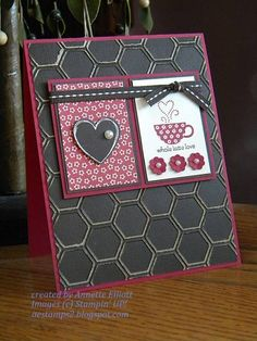 A Latte Love by AEstamps2 - Cards and Paper Crafts at Splitcoaststampers