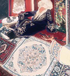A kazakhstan merchant!